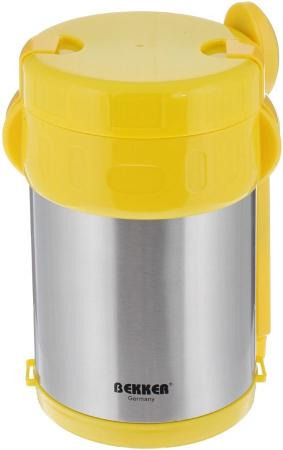 Термос Bekker BK-42/желтый 2л ассортимент термос bekker bk 42 желтый 2л ассортимент