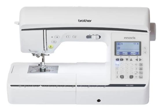 Швейная машина Brother Innov-is NV1300 белый швейная машина brother x 4 белый