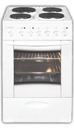 цена на Плита Электрическая Лысьва ЭП 4/1э03 МС белый эмаль (стеклянная крышка)