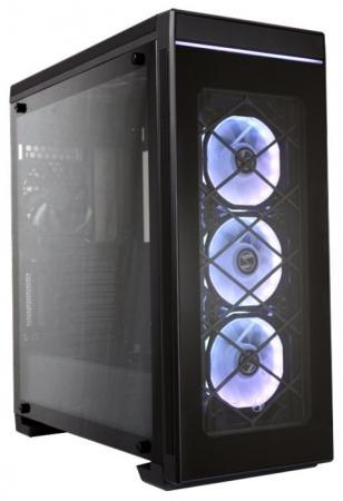 Корпус ATX Lian Li Alpha 550X Без БП чёрный