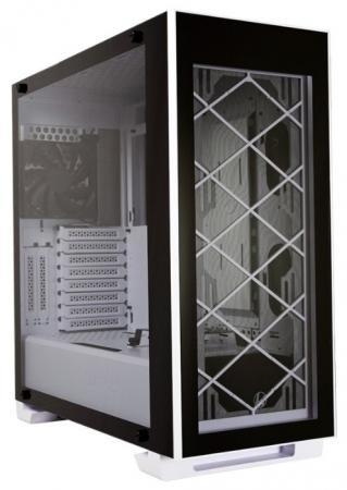 Корпус ATX Lian Li Alpha 550W Без БП белый чёрный цена