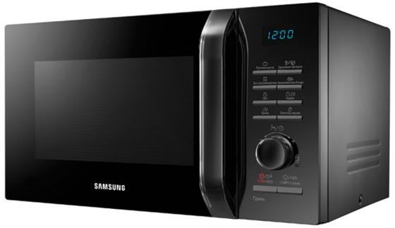 цена на Микроволновая печь Samsung MG23H3115NK 1200 Вт чёрный