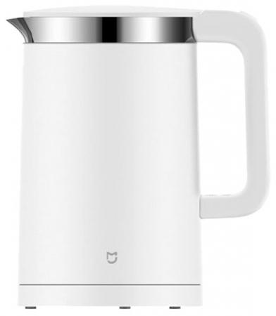 Чайник электрический Xiaomi Mi Smart Kettle 1800 Вт белый 1.5 л металл/пластик ZHF4012GL