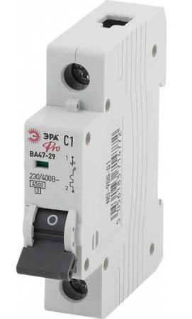 Автомат ЭРА Pro NO-900-14 ва47-29 1p 25а кривая c (12/180/5040)