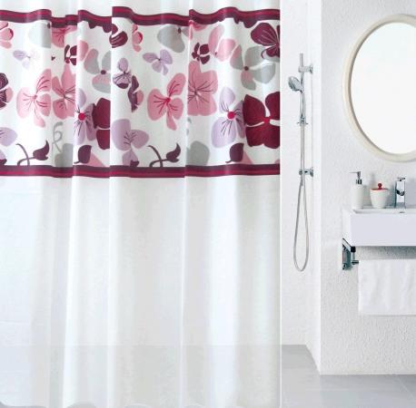 цена на Штора для ванной комнаты Milardo 501V180M11