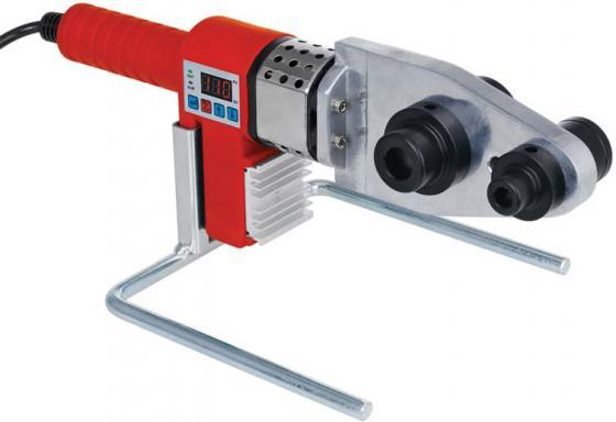 цена на Аппарат для сварки пластиковых труб SUPER-EGO 1500000448 socket welder eco 63 в кейсе насадки