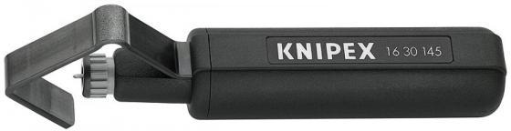 Щипцы для зачистки электропроводов KNIPEX KN-1630145SB Инструмент для удаления оболочек 150 mm цена и фото