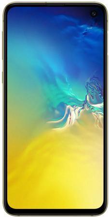 Смартфон Samsung Galaxy S10e цитрус 5.8 128 Гб NFC LTE Wi-Fi GPS 3G Bluetooth смартфон
