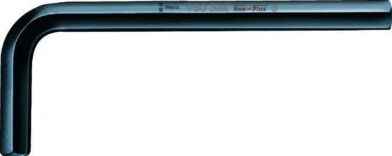 Ключ WERA WE-027202 для винтов с внутренним шестигранником гаечный ключ wera we 073272