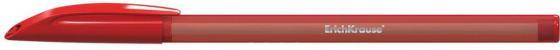 """Ручка шариковая ERICH KRAUSE """"R-101"""", корпус тонированный красный, узел 1 мм, линия 0,5 мм, красная, 33513 цена 2017"""