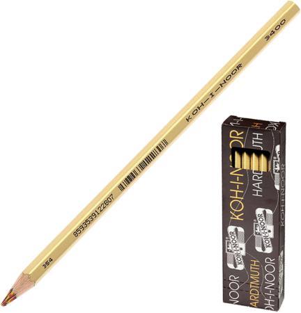 Карандаш цветной Koh-i-Noor Aristochrom 175 мм карандаш цветной koh i noor mondeluz бананово желтый 175 мм акварельные 3720 41