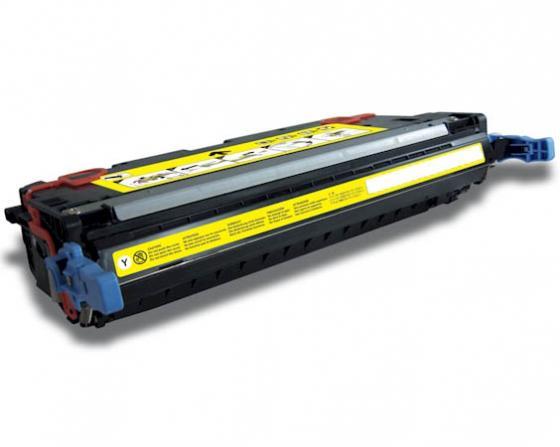 Картридж HP Q7582A №503А желтый для LaserJet 3800 тонер картридж hp q7582a yellow for color laserjet 3800