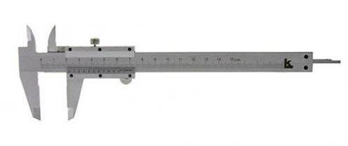 Штангенциркуль нониусный Калиброн Штангенциркуль с глубиномером линейка калиброн 1000х35х0 8mm 73857