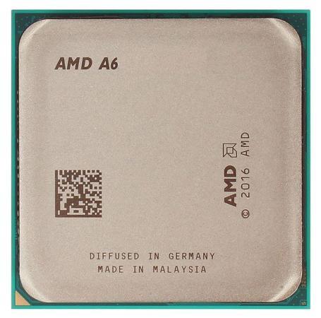 Процессор AMD A6 7480 FM2+ (AD7480ACI23AB) (3.8GHz/AMD Radeon R5) OEM amd a6 5400k trinity 2 ядра 3600мгц