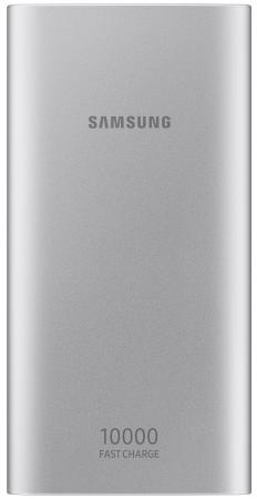 Купить Внешний аккумулятор Power Bank 10000 мАч Samsung EB-P1100BSRGRU серебристый