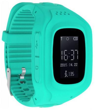 """Смарт-часы Jet Kid Next 54мм 0.64"""" OLED черный (NEXT TURQUOISE) цена в Москве и Питере"""