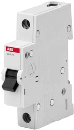ABB 2CDS641041R0504 Авт. выкл. 1P, 50A, C, 4,5кА, BMS411C50