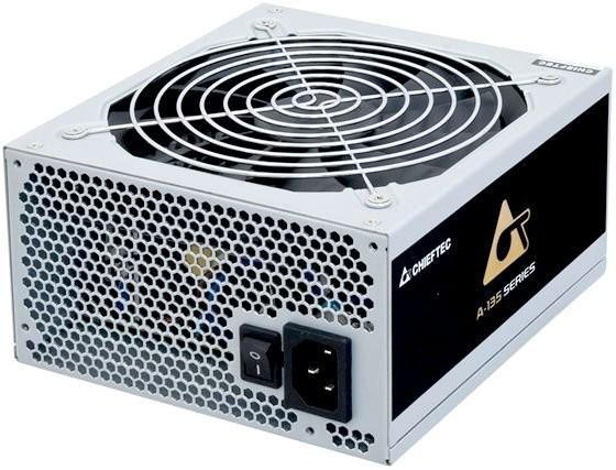 Блок питания ATX 400 Вт Chieftec APS-400SB блок питания atx 1250 вт chieftec gps 1250c