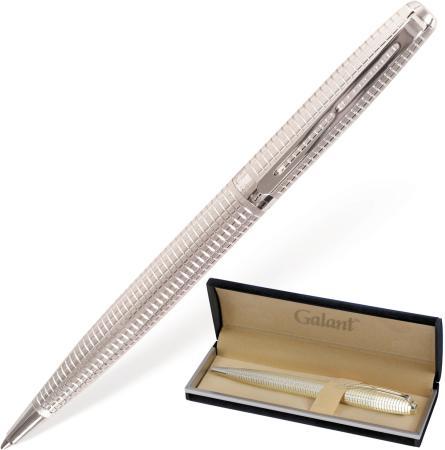 Шариковая ручка шариковая GALANT Royal Platinum синий 0.7 мм
