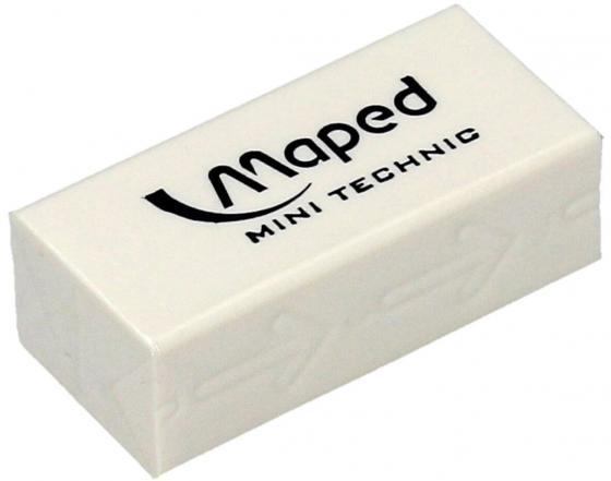Резинка стирательная Maped Technic Mini 1 шт прямоугольный