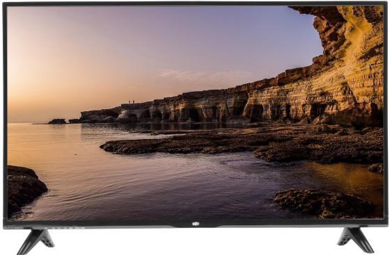 "лучшая цена Телевизор LED 32"" Olto 32ST20H черный 1366x768 50 Гц Wi-Fi Smart TV VGA"