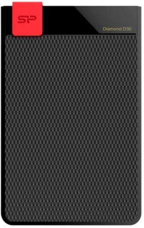 Купить Жесткий диск Silicon Power USB 3.0 2Tb SP020TBPHDD3SS3K D30 Diamond 2.5 черный