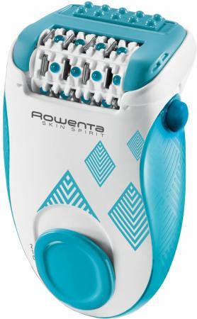 Эпилятор Rowenta EP2910F0 скор.:2 насад.:3 от электр.сети белый