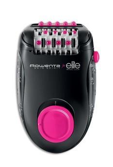 Эпилятор Rowenta EP2902F0 чёрный розовый эпилятор rowenta ep 5700f0 белый розовый