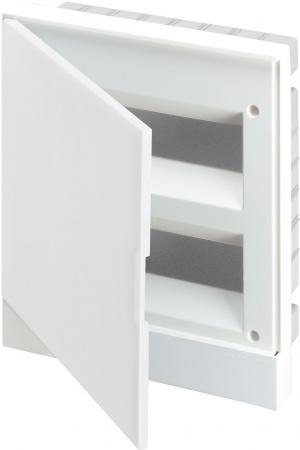 ABB 1SZR004002A1107 Бокс в нишу 24М белая дверь Basic E (с клеммами)