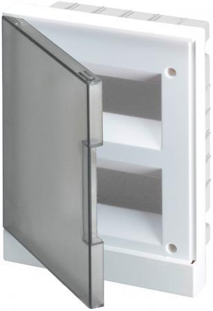ABB 1SZR004002A1205 Бокс в нишу 16М серая дверь Basic E (с клеммами)
