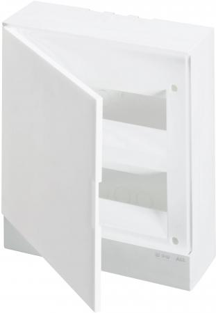 ABB 1SZR004002A2107 Бокс навесной 24М белая дверь Basic E (с клеммами)