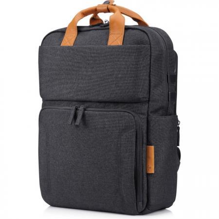 "Рюкзак для ноутбука 15.6"" HP Envy Urban полиэстер черный 3KJ72AA#ABB рюкзак для ноутбука 17 cozistyle urban backpack travel canvas neutral gray хлопок серый ccub004"
