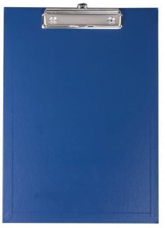 Доска-планшет ERICH KRAUSE Standard, с верхним прижимом, 22,7х31,5 см, картон/бумвинил, синяя, 755 erich krause standard asymmetric