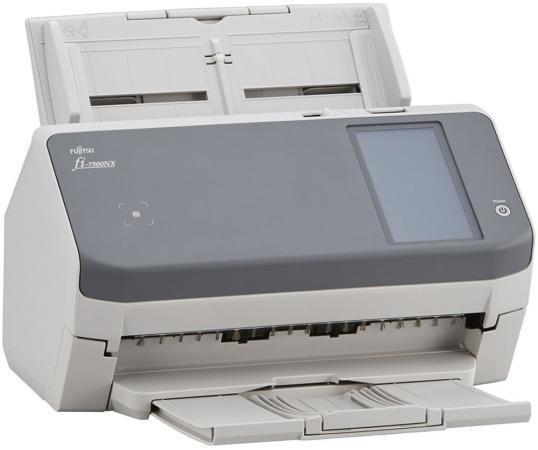 Фото - fi-7300NX, Document scanner, A4, duplex, 60 ppm, ADF 80, TouchScreen, Wi-Fi, USB 3.1, Gigabit Ethernet электрический накопительный водонагреватель thermex if 80 v pro wi fi