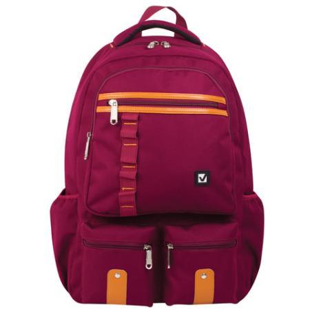 Фото - Рюкзак ручка для переноски BRAUBERG Джерси 27 л бордовый рюкзак ручка для переноски brauberg дельта 30 л серебристый