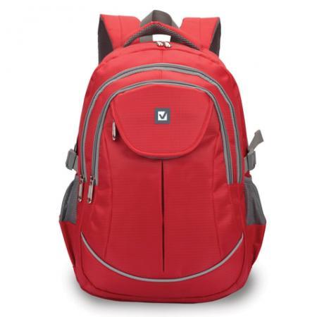 Рюкзак ручка для переноски BRAUBERG Рассвет 30 л красный цена и фото