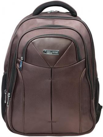 Купить Рюкзак ручка для переноски BRAUBERG Рюкзак для школы и офиса BRAUBERG Toff 32 л коричневый, Рюкзаки для школьников