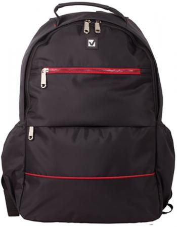 Рюкзак ручка для переноски BRAUBERG Рюкзак BRAUBERG универсальный с отделением для ноутбука 27 л черный цена и фото