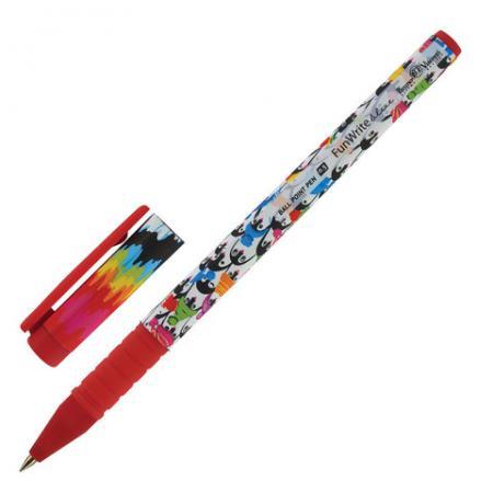 Ручка шариковая шариковая Bruno Visconti Северное сияние синий 0.3 мм