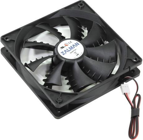 Вентилятор Zalman ZM-F3 SF 120mm 900-1800rpm вентилятор zalman zm df14 140mm 600 1200rpm