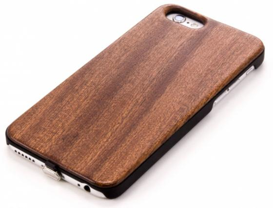 Чехол Gmini GM-WCR-APIP6N для iPhone 6 iPhone 6S коричневый gmini mpower case mpcs45f white чехол аккумулятор