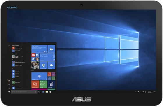 Моноблок 15.6 ASUS V161GAT-BD016D 1366 x 768 Multi Touch Intel Celeron-N4000 4Gb 128 Gb Intel UHD Graphics 600 DOS черный 90PT0201-M03260 цена