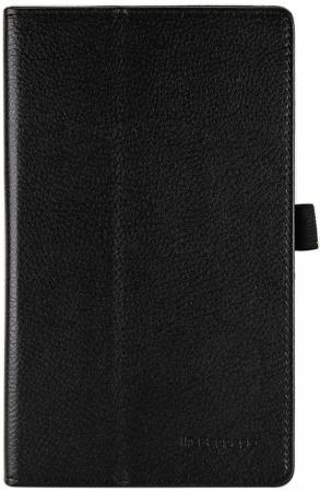 Чехол IT BAGGAGE для планшета LENOVO Tab E7 7 TB-7104l черный ITLN7104-1 чехол it baggage для планшета lenovo tab4 tb x103f 10 черный itlnt4130 1