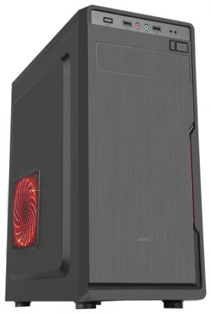 Корпус ATX Sun Pro Electronics Dios II Без БП чёрный 8802018082922 цена