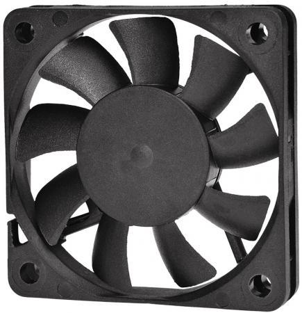 Вентилятор ID-Cooling NO-6010-SD/3pin+molex (60?60?10 мм ,3000об/мин,12VDC) вентилятор id cooling no 4010 sd 3pin molex 40 40 10 мм 4500об мин 12vdc