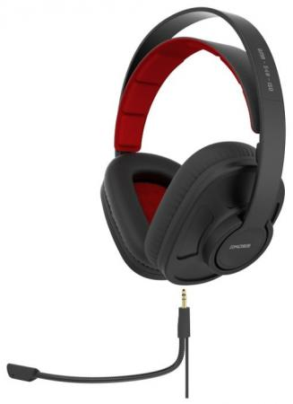 Игровая гарнитура проводная KOSS GMR-545-AIR черный 15119851 цена и фото