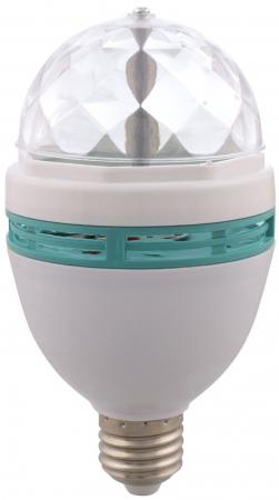 Светодиодная лампа СТАРТ LED Disco RGB E27 стоимость