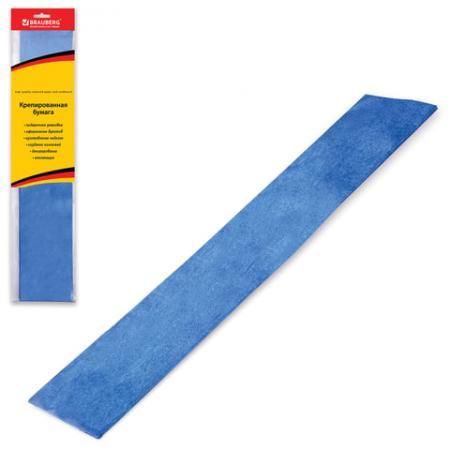 Цветная бумага крепированная BRAUBERG Цветная бумага крепированная металлик 50х100 см рулон