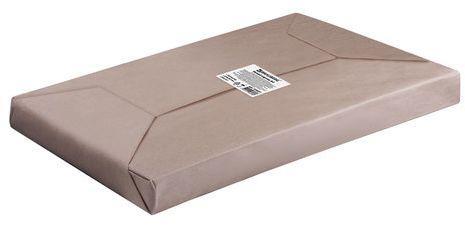 Белый картон, А4, 100 листов, 290 г/м2, для подшивки документов, BRAUBERG, 210х297 мм, 124877