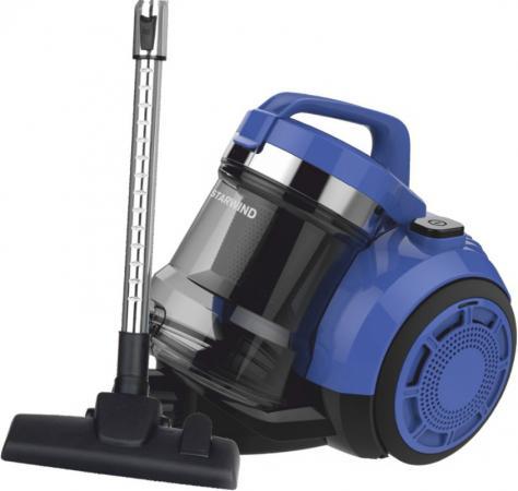 Пылесос Starwind SCV2220 2200Вт синий/черный цена